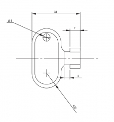 Ключ M-ST(short)