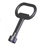 Ключ D1